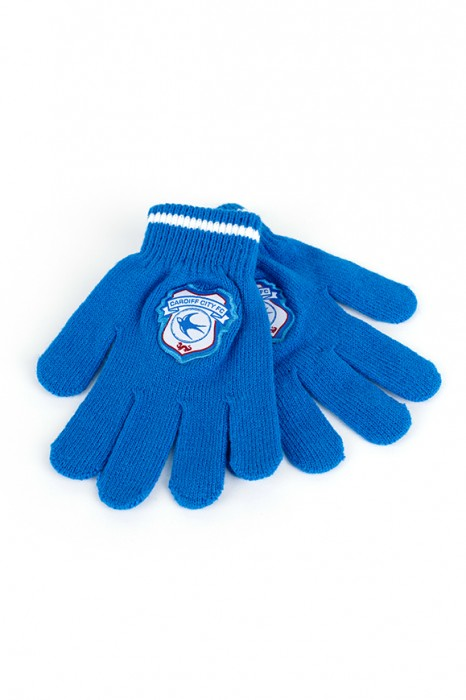 JNR CREST GLOVES