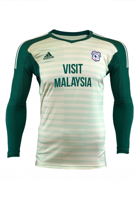 18/19 JNR GREEN GK SHIRT