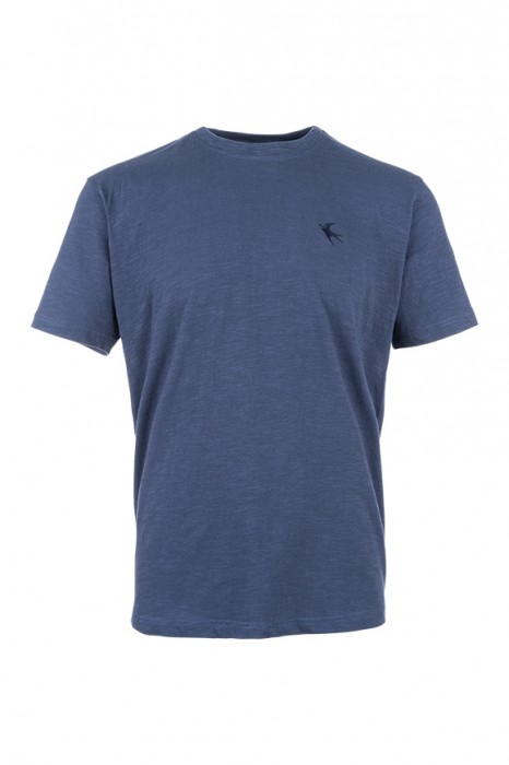 GRAFTON NAVY TEE