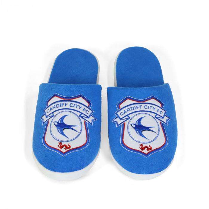 ADULT CREST SLIPPERS