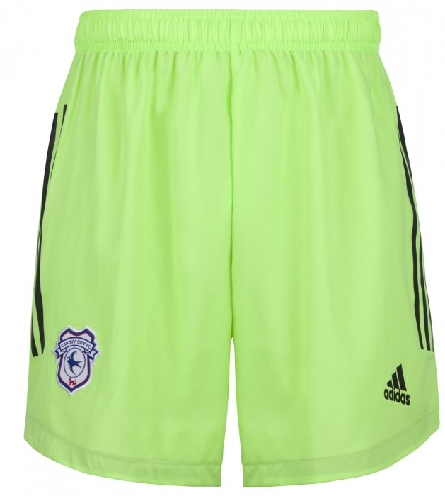 20/21 JNR GK SHORT GREEN